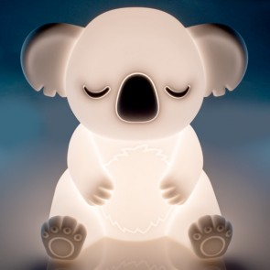 Lil Dreamers Koala Soft Touch LED Light - 1