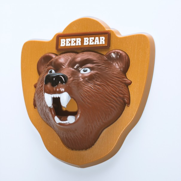 Bear Beer Magnetic Bottle Opener