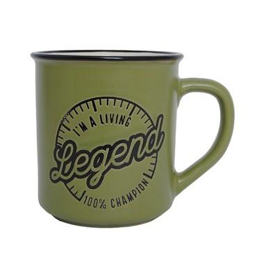 Living Legend Manly Mug