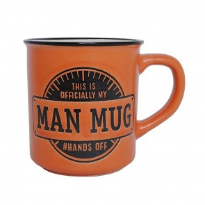 Official Man Mug Manly Mug