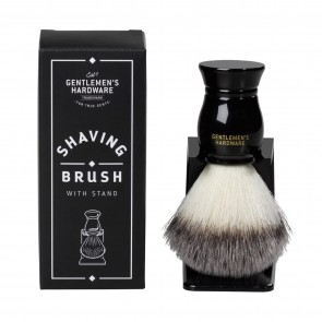 Shaving Brush with Stand by Gentlemen's Hardware