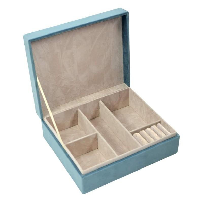 Velvet Jewellery Box - 3