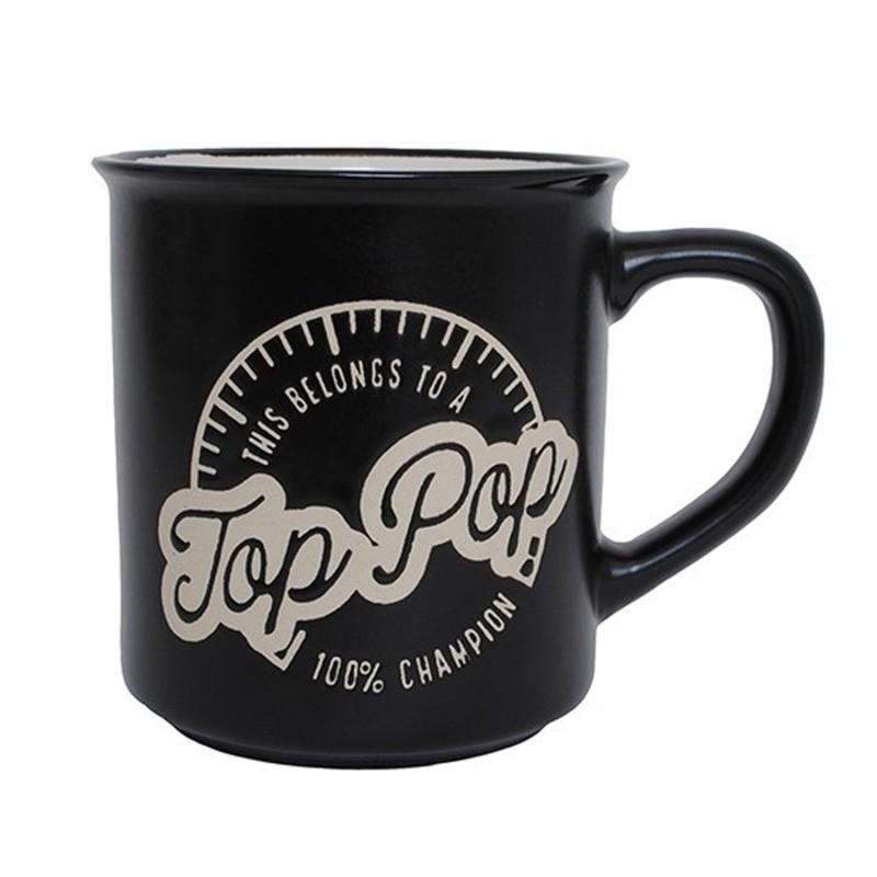 Top Pop Manly Mug - 1