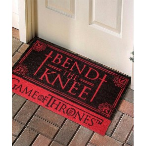 Game Of Thrones - Bend The Knee Doormat - 1