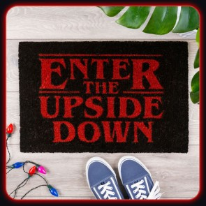 Stranger Things - Enter The Upside Down Licensed Doormat - 1