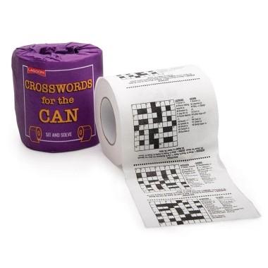 Crossword Toilet Roll - 2