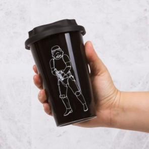 Original Stormtrooper Ceramic Travel Mug - 1