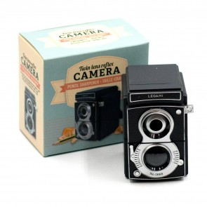 Snapshot Vintage Pencil Sharpener - 1