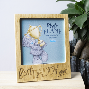 Best Daddy Ever Photo Frame - 1