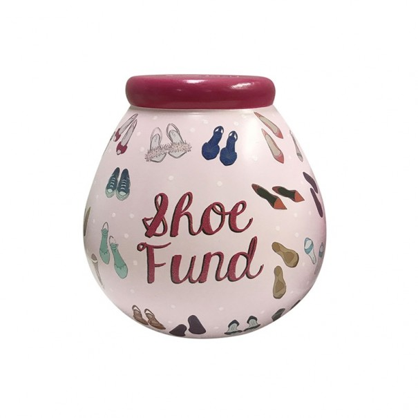 Shoe Fund Money Pot - 1