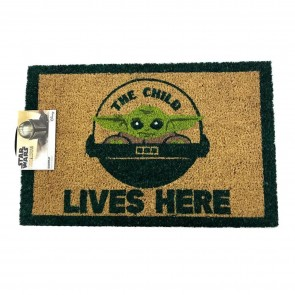 Star Wars The Mandalorian - The Child Doormat