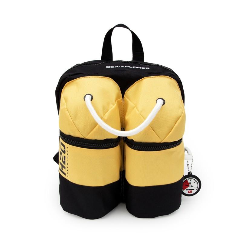 Scuba Backpack School Bag - 1