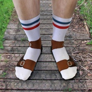 Sandal Socks by Ginger Fox - 2
