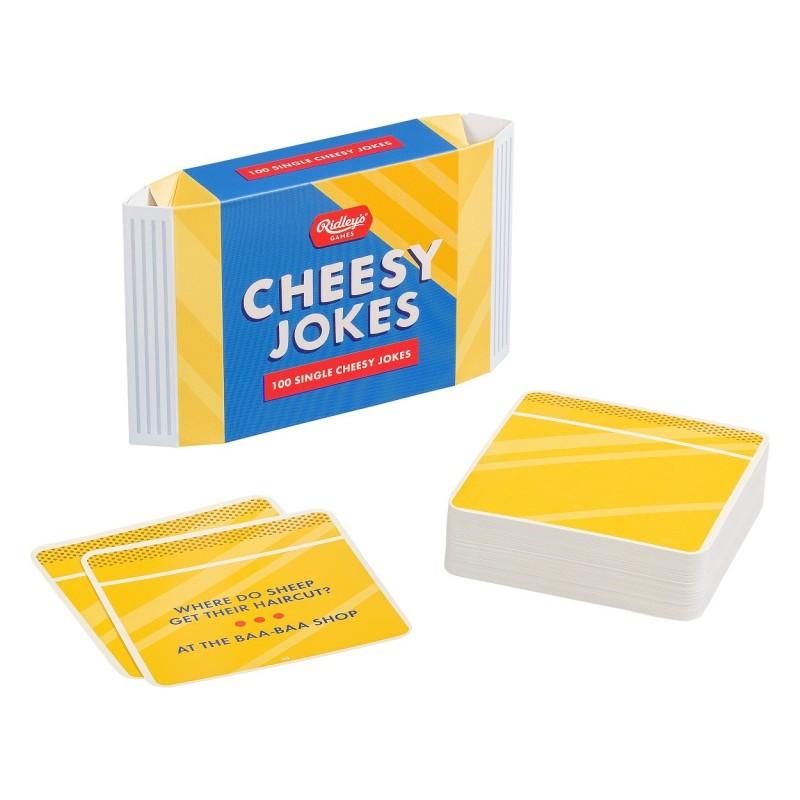 100 Cheesy Jokes - 1