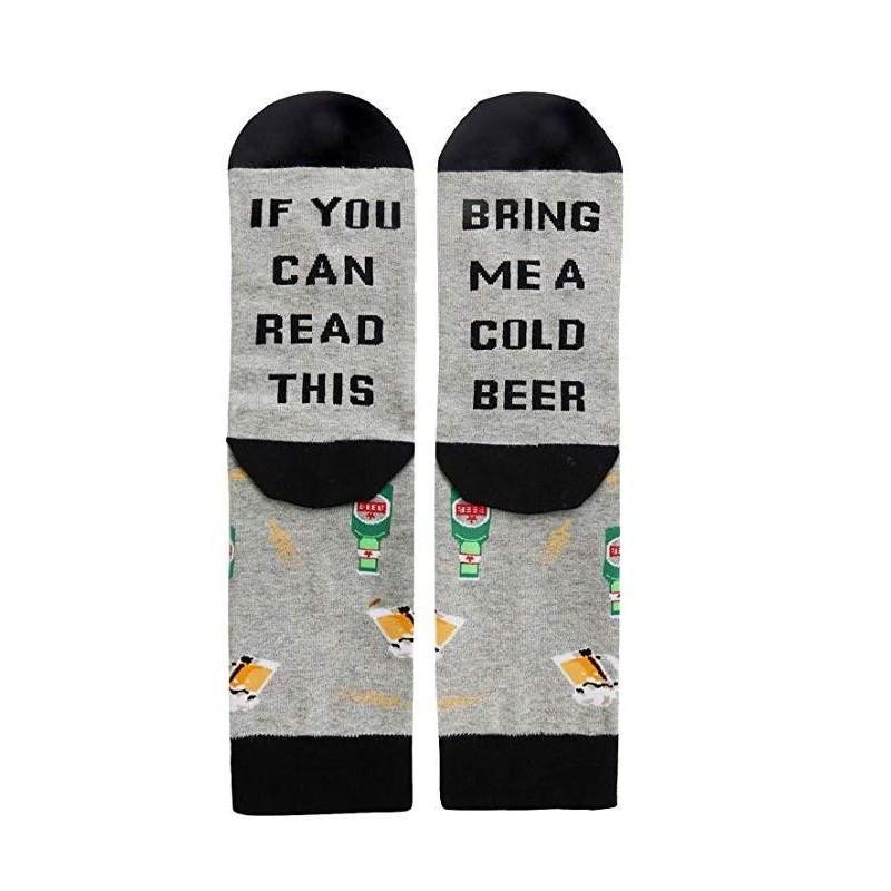 Bring Me A Cold Beer Socks - 1