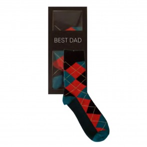 Best Dad - Say It With Socks - 1