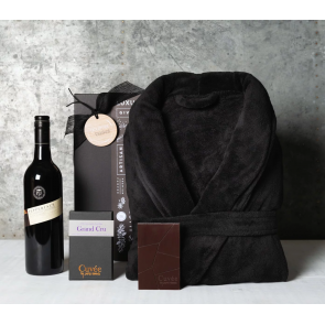 Pamper Him with Wine Gift Set - 1