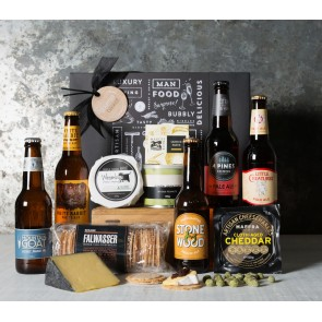 Beer and Cheese Gift Set - 1