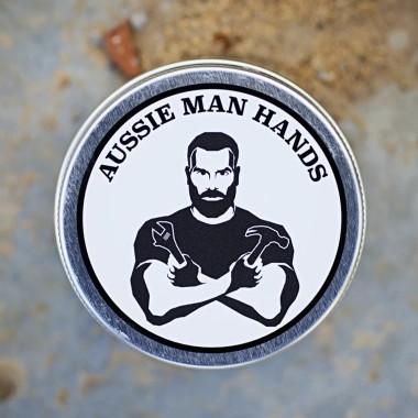 Aussie Man Hand