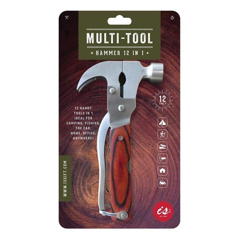 Hammer 12 In 1 Multi Tool - 1