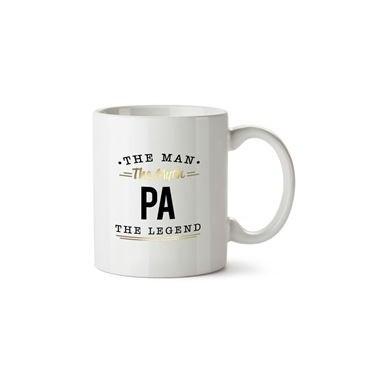 Pa The Man The Myth The Legend Mug - 1