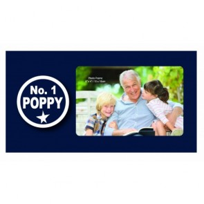 No. 1 Poppy Photo Frame - 1