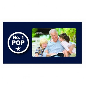 No. 1 Pop Photo Frame - 1