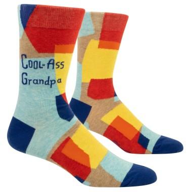 Cool Ass Grandpa Socks - 1