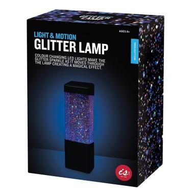 Light & Motion Glitter Lamp - 1