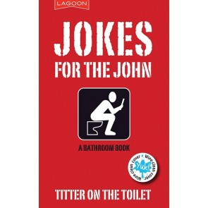 Jokes for the Johns - Bathroom Book - 2