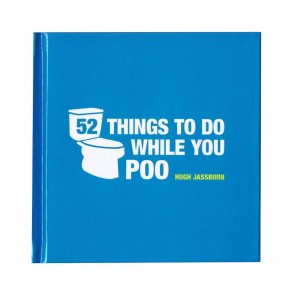 52 Things To Do While You Poo - 1