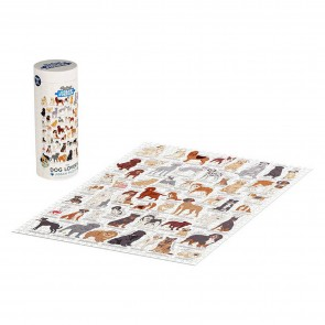 Dog Lovers 1000pc Jigsaw Puzzle by Ridleys