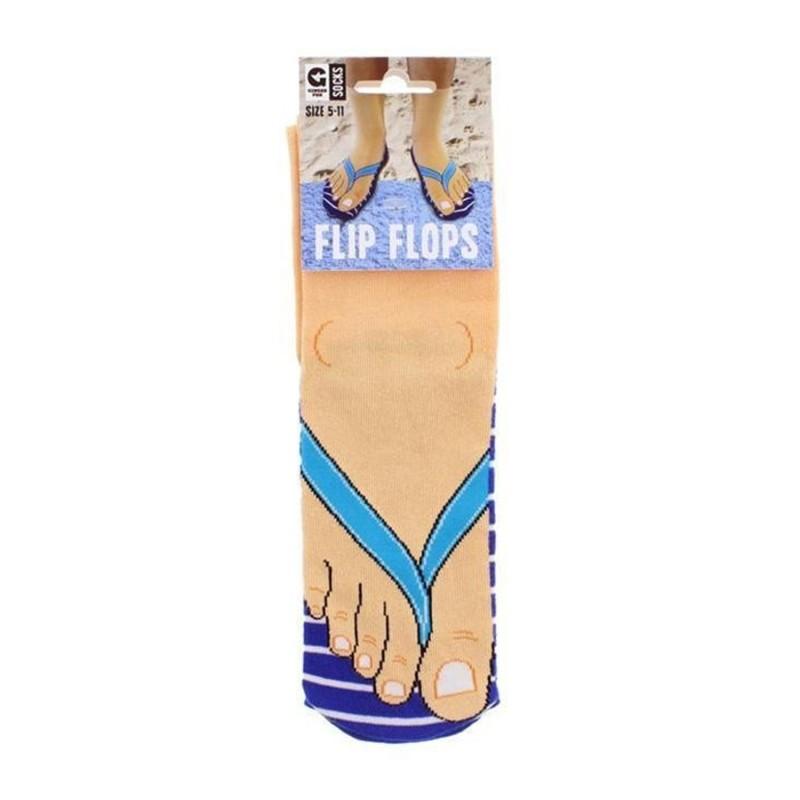 Flip Flop Socks by Ginger Fox 2