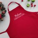 Personalised Christmas Apron - Christmas Chef - 2