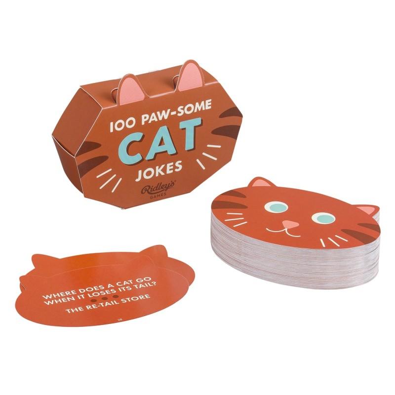100 Cat Jokes - 1