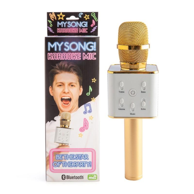 Portable Karaoke Microphone - 1