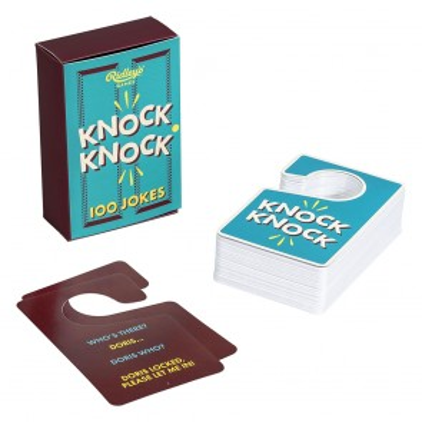 100 Knock Knock Jokes - 1