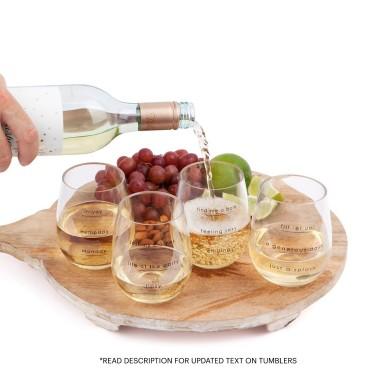 Cheeky Wine Tumblers - 1
