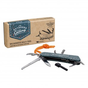 Wilderness Multi -Tool by Gentlemen's Hardware - 3