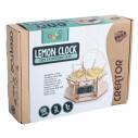 Lemon Clock - DIY Powered Kit - 4
