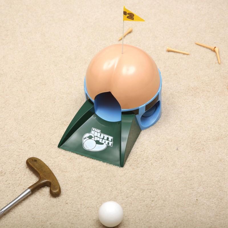 The Butt Putt Farting Golf Game - 1