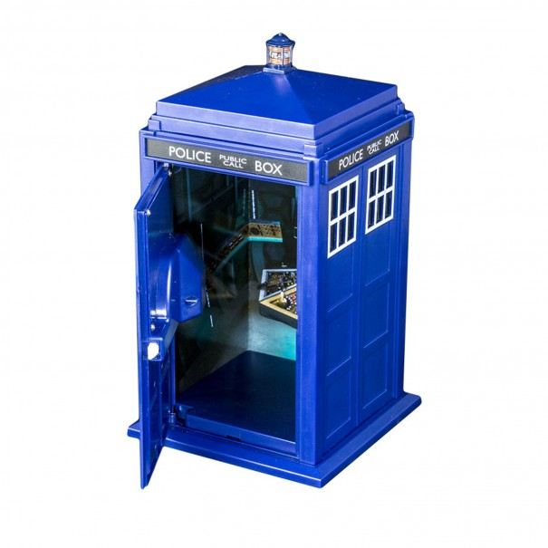 Doctor Who - TARDIS Tap Safe 1
