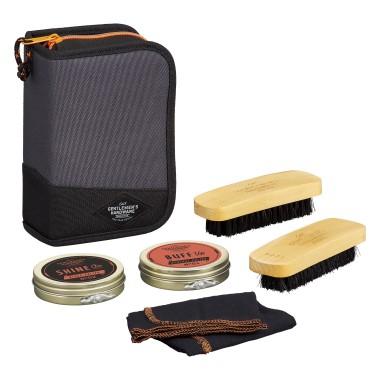 Shoe Shine Kit by Gentlemen's Hardware - 1