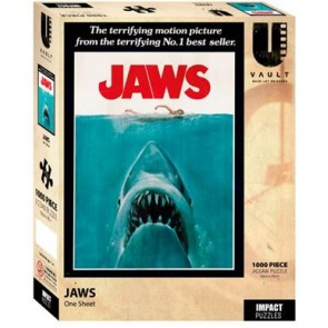 Jaws 1000pc Jigsaw Puzzle - 1