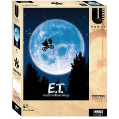 E.T. 1000pc Jigsaw Puzzle - 1
