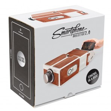 Smartphone Projector 2.0 - Cinema In A Box - 3