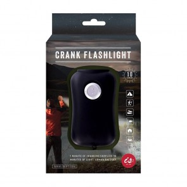 Crank Flashlight - 1
