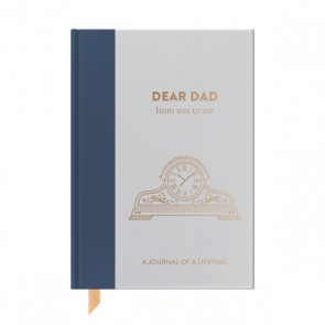 Dear Dad From You To Me Timeless Collection Journal - 1