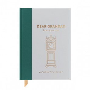 Dear Grandad From You To Me Timeless Collection Journal - 1