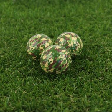 Tricky Camouflage Golf Balls - 2
